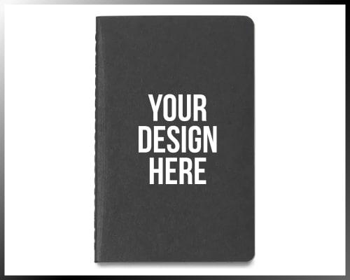 custom moleskine notebooks