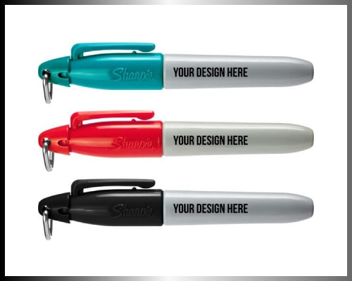 personalized Sharpies