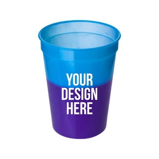 color changing plastic cups