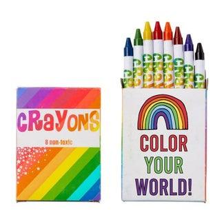 custom crayon packs