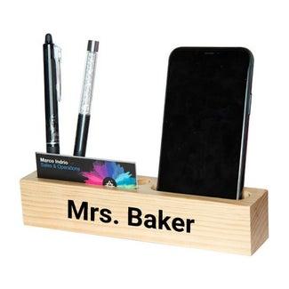 custom desk organizers for teachers