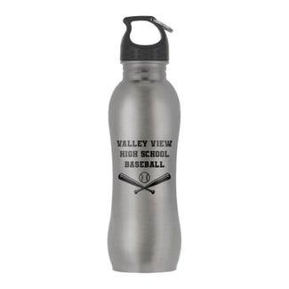 custom stainless steel water bottles for schools