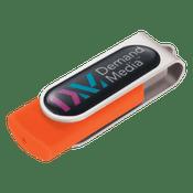 dye sublimated flash drives