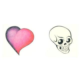 logo temporary tattoos