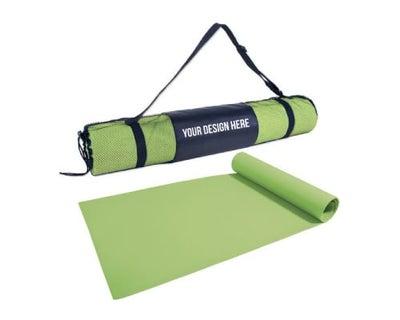 custom yoga mats