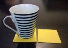 Use Them as Drink Coasters