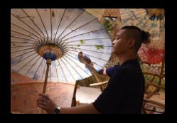 What Are Oil-Paper Umbrellas?
