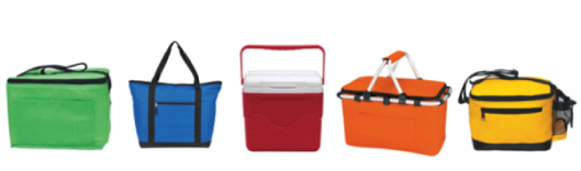 Colorful Coolers