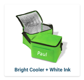 Bright Color + White Ink