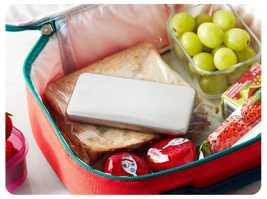 Where Does the Ice Pack Go in Your Lunch Bag?