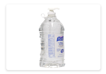 Purell Bottle Side