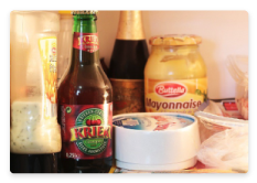 Tip #1: Pre-Chill the Food & Drinks