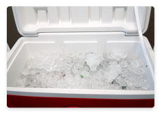 Tip #5: Put the Ice in Last