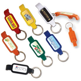 Bottle Opener Key Tags