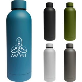 Blair Stainless Steel Bottles (17 Oz.)