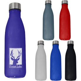 Glass Swiggy Bottles (21 Oz.)