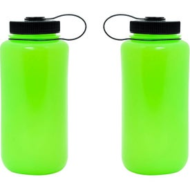 Nalgene HDPE Wide Mouth Bottles (32 Oz.)