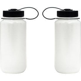 Nalgene HDPE Wide Mouth Bottles (16 Oz.)
