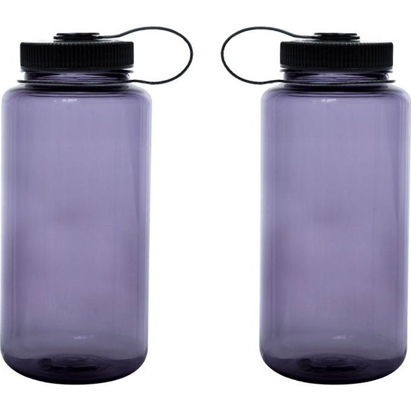 Aubergine Nalgene Sustain Wide Mouth Bottle