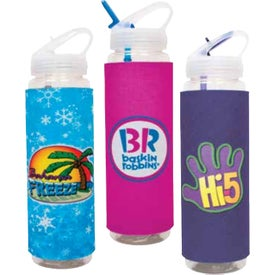 Slim Sipper Bottles (32 Oz.)