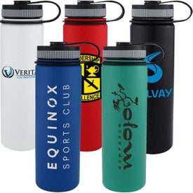 Vacuum Insulated Stainless Steel Bottles (24 Oz.)