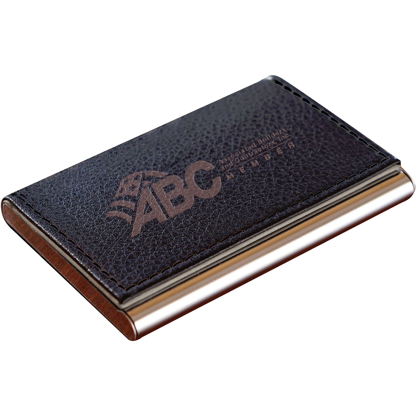 Promotional Monte Christo Business Card Holders with Custom Logo for ...