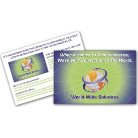 Tip On Romance Direct Mail Postcards (0.012