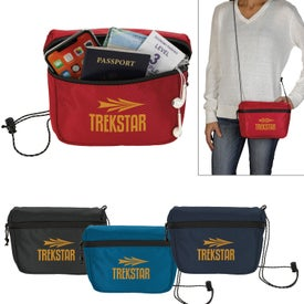 Ripstop Crossbody Pouches
