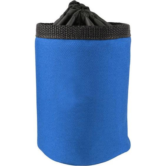Blue Treat Bag with Drawstring