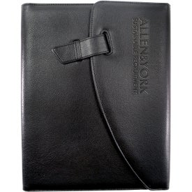 Printed Bermuda Executive Padfolio