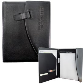 Bermuda Executive Padfolio Printed with Your Logo