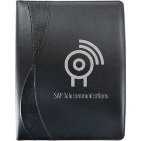 Customized Ellsworth Tablet Padfolio