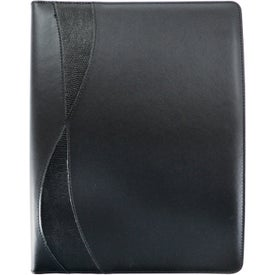 Monogrammed Ellsworth Tablet Padfolio