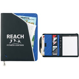 InLine Zippered TechFolio