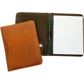 Salt River Canyon Leather Meeting Folders