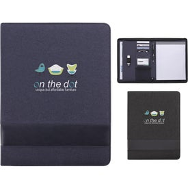Trade Zippered Padfolio