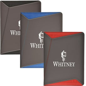 Tri-Color Junior Writing Pad