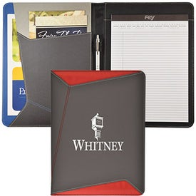Tri-Color Writing Pad