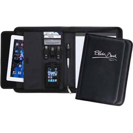 Tuscany Zippered E-Padfolio