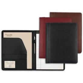 Vintage Leather Desk Folder