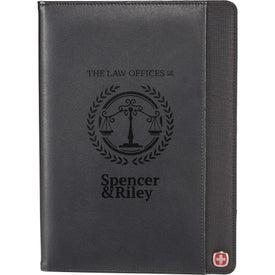 Wenger Executive Refillable Notebook
