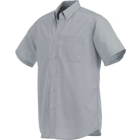 Colter Short Sleeve Shirt by TRIMARK for Customization