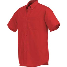 Colter Short Sleeve Shirt by TRIMARK Imprinted with Your Logo