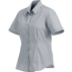 Printed Colter Short Sleeve Shirt by TRIMARK