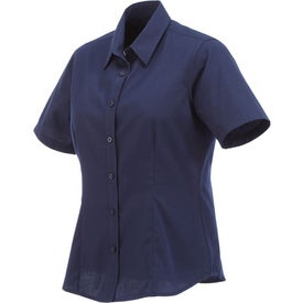 Logo Colter Short Sleeve Shirt by TRIMARK