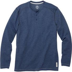Riverrock Roots73 Henley Shirt by TRIMARK (Men's)