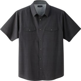 Sanchi Short Sleeve Shirt by TRIMARK with Your Slogan