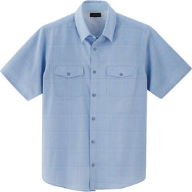 Sanchi Short Sleeve Shirt by TRIMARK