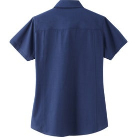 Promotional Sanchi Short Sleeve Shirt by TRIMARK