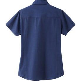 Promotional Sanchi Short Sleeve Shirt by TRIMARK